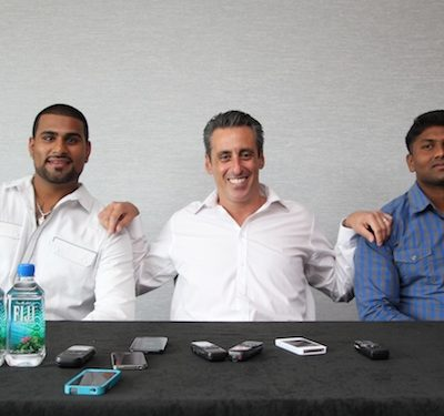 Exclusive: JB Bernstein, Rinku Singh, Dinesh Patel of Million Dollar Arm #MillionDollarArmEvent