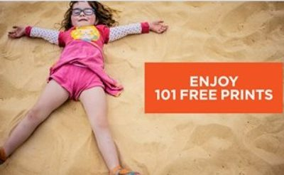 Shutterfly Promo Code: 101 FREE Prints for New Customers!