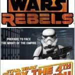 Star Wars Rebels and The Ultimate Star Wars Day Dinner in Hollywood