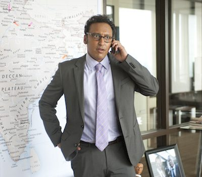 Exclusive Million Dollar Arm Interview with Aasif Mandvi