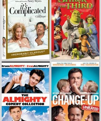 Amazon DVD Deals on Family Films from just $5, Free Shipping Eligible!