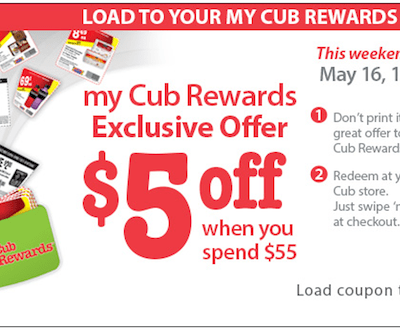 My Cub Rewards