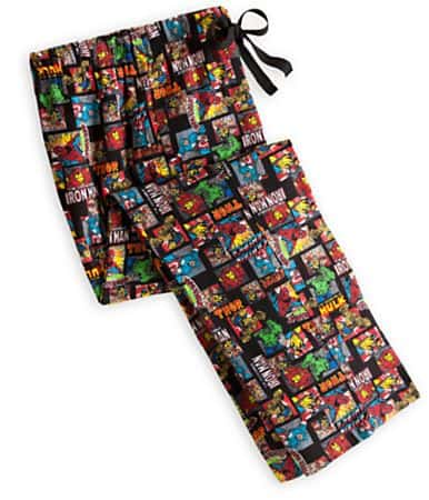 disney marvel pants