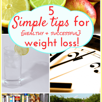 Top 5 Tips for Healthy Weight Loss from JD Roth of #ExtremeWeightLoss #ABCTVEvent