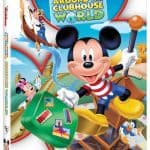 Mickey Mouse Clubhouse: Around the Clubhouse World Review