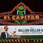 The Amazing Million Dollar Arm Premiere at the El Capitan Theater in Hollywood