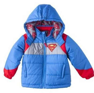 Target: Save 10% on Kids Outerwear