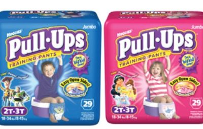 Target Deals: Huggies Pull-Ups for $2.99 After Printable Coupons