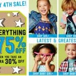Crazy8 July 4th Sale: Everything Up to 75% off!