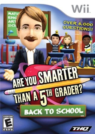 are you smarter than a 5th grader video game reviews
