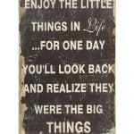Fantastic Inspirational and Funny Wall Decorations on Zulily Today!
