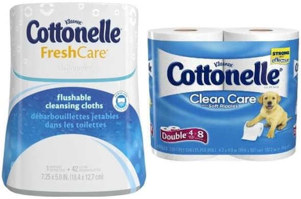 free cottonelle samples