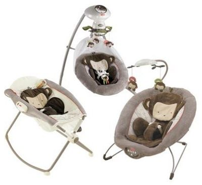 Target: Free Fisher-Price Bouncer or Rock and Play When You Buy a SnugaMonkey Swing