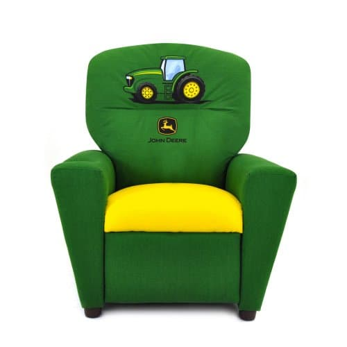 Save 55 On The Kidz World John Deere Green Kid S Recliner