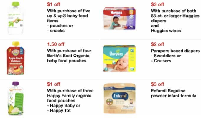 target baby mobile coupons