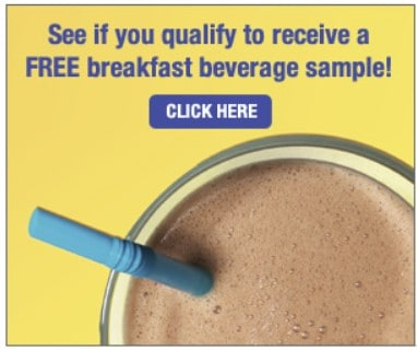 nesquick free sample