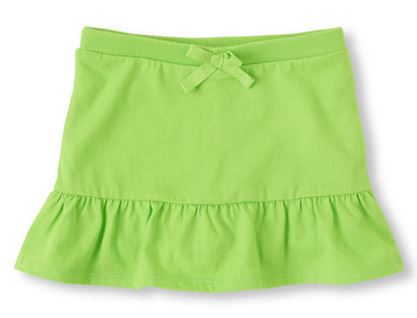 childrens place skirt