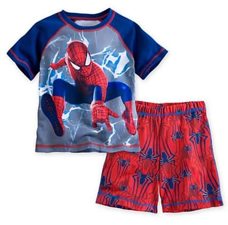 disney spiderman pjs