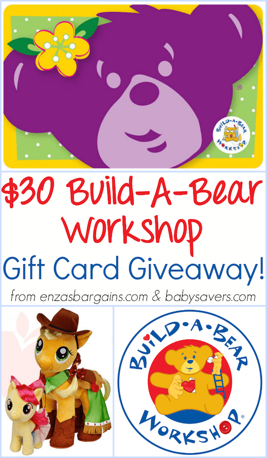 my little pony build a bear workshop