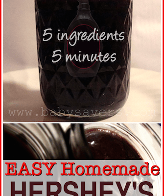 How to Make Chocolate Syrup: A Copycat Hershey's Syrup Recipe