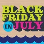 Target: Black Friday in July Sales Event!