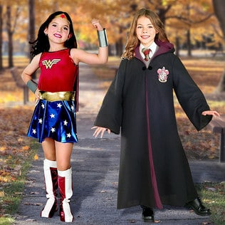 Zulily Deals on Character Halloween Costumes: Save Up to 40%!