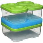 Save 50% on the Rubbermaid Lunch Blox Sandwich Kit, Free Shipping Eligible!