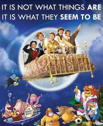 bedknobs and broomsticks quote image