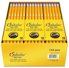 best price for bulk pencils