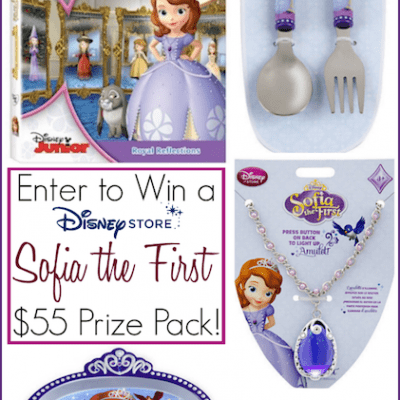 'Sofia the First: The Enchanted Feast' + A Disney Store Prize Pack Giveaway!