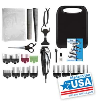 wahl haricutting kit