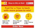 shell rewards