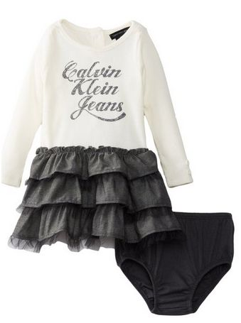 calvin-klein-jeans-white-ruffled-dress