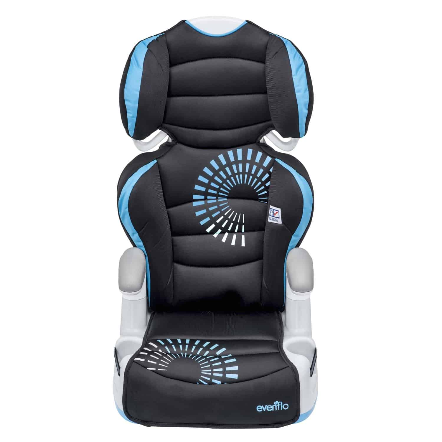 save 54 on the evenflo big kid amp booster car seat free shipping eligible. Black Bedroom Furniture Sets. Home Design Ideas