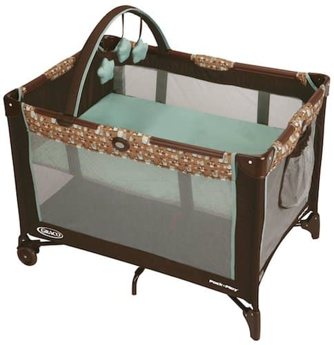 graco pack and play deals