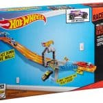 Save 52% on the Hot Wheels Wall Tracks Side-by-Side Raceway, Free Shipping Eligible!