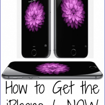 how to get an iphone 6 with a discount