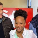 ANNIE 2014: My Interview with Jamie Foxx, Quvenzhané Wallis, Will Gluck