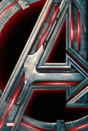 avengers age of ultron movie poster
