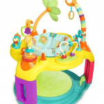 Save 48% on the Bright Starts Springin' Safari Bounce-a-Bout Activity Center + Free Shipping!