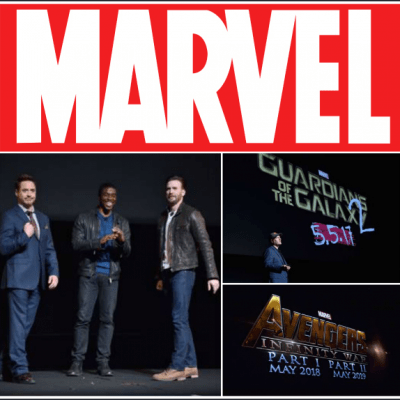Disney, Marvel Unveil Epic Phase 3 of the Marvel Cinematic Universe!