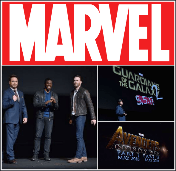 disney marvel phase 3 sequels