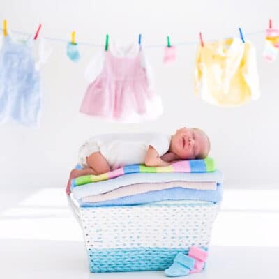 How to Save Money on Baby and Toddler Clothes