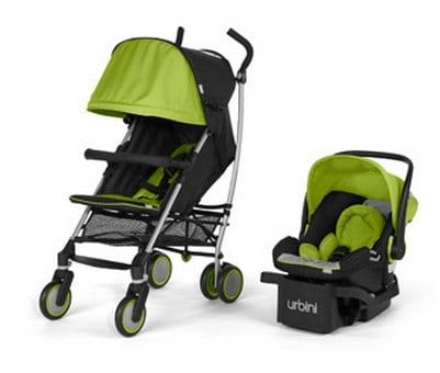 urbini travel system