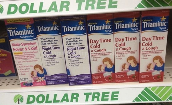 triaminic coupon