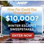 Enter for a Chance to Win $10,000 from AARP!
