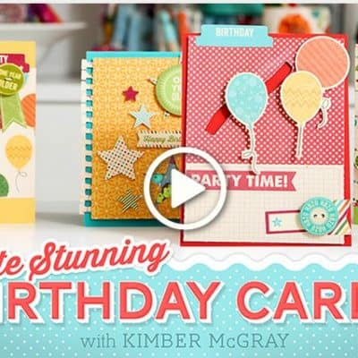 FREE Online Classes from Craftsy! Handmade Cards, Cake Decorating and More!