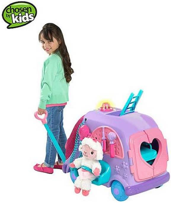 Doc McStuffins Get Better Talking Mobile Cart 4499 FREE Shipping