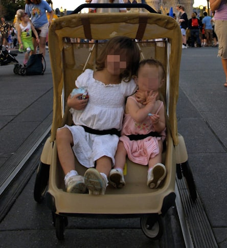 Disney Stroller Rental: Best Options for Strollers at Disney