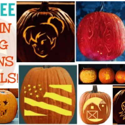 Free Pumpkin Carving Patterns: 700+ Halloween Pumpkin Templates and Stencils!